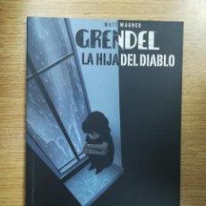 Cómics: GRENDEL LA HIJA DEL DIABLO (ASTIBERRI). Lote 121222207