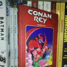 Cómics: CONAN REY VOLUMEN 3 TOMO PLANETA. Lote 121243111