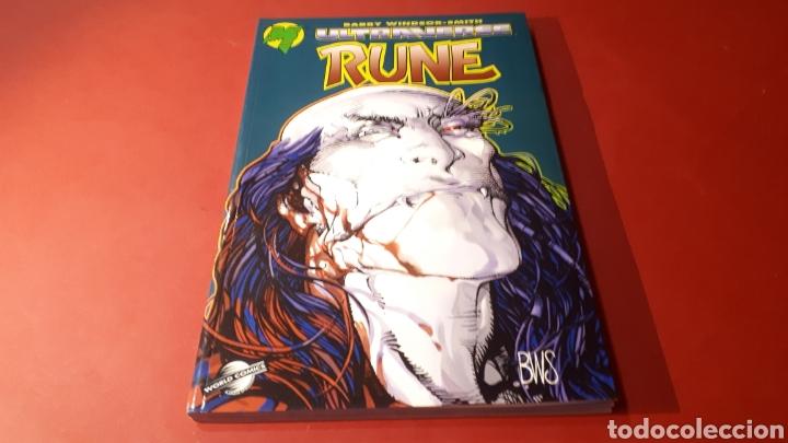 ULTRAVERSE RUNE EXCELENTE ESTADO WORLD COMICS (Tebeos y Comics - Comics otras Editoriales Actuales)