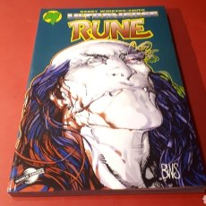 Cómics: ULTRAVERSE RUNE EXCELENTE ESTADO WORLD COMICS. Lote 121255471