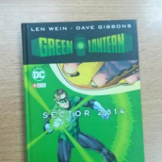 Cómics: GREEN LANTERN SECTOR 2814 (ECC EDICIONES). Lote 121291519