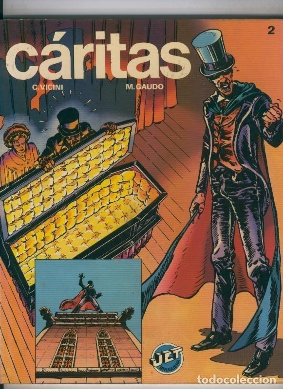 BRUGUERA: COLECCION JET NUMERO 02: CARITAS (Tebeos y Comics Pendientes de Clasificar)