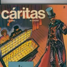 Cómics: BRUGUERA: COLECCION JET NUMERO 02: CARITAS. Lote 121291546