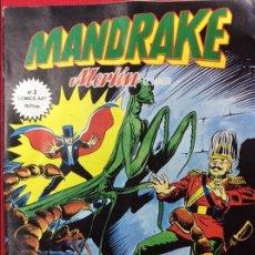 Cómics: MANDRAKE 3 - DE DISTRIBUIDORA DE COMIC - SIN LEER. Lote 295309518