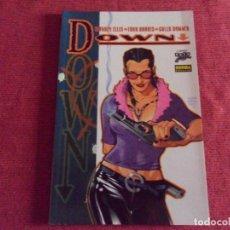 Cómics: DOWN - COMIC NOIR Nº 27 - NORMA EDITORIAL. Lote 121427615