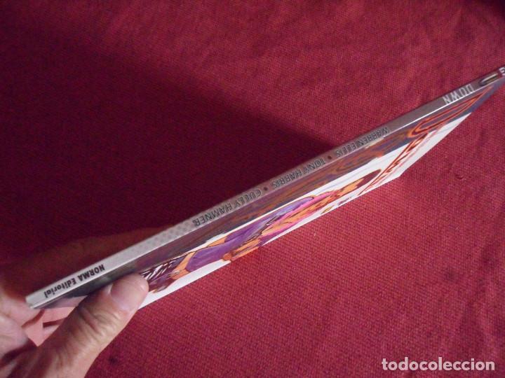 Cómics: down - comic noir nº 27 - norma editorial - Foto 3 - 121427615