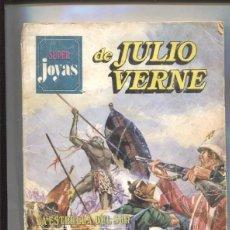 Cómics: SUPER JOYAS VOLUMEN 26: JULIO VERNE: LA ESTRELLA DEL SUR, AVENTURAS DEL CAPITAN HATTERAS Y. Lote 121469867