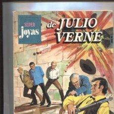 Cómics: SUPER JOYAS VOLUMEN 13: JULIO VERNE: UN DRAMA EN LIVONIA, HECTOR SERVADAD Y NORTE CONTRA SUR. Lote 121469944