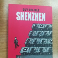 Cómics: SHENZHEN (GUY DELISLE) (ASTIBERRI). Lote 121511443