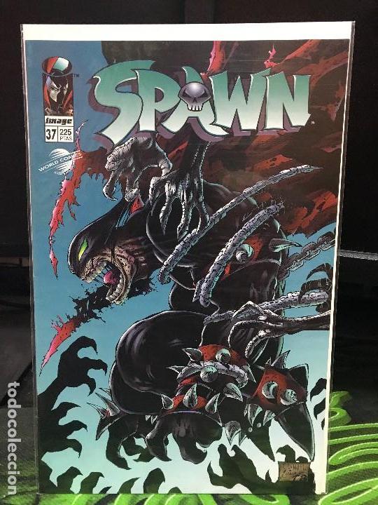 COMIC SPAWN N. 37 (Tebeos y Comics - Comics otras Editoriales Actuales)