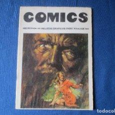 Cómics: COMICS EXTRA - SELECCION DE RELATOS GRAFICOS PARA ADULTOS Nº 5 - URSUS EDICIONES 1972 . Lote 121717919