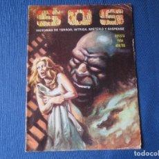 Cómics: S.O.S. HISTORIAS DE TERROR, INTRIGA, MISTERIO Y SUSPENSE, SOS PARA ADULTOS - Nº 49 SEGUNDA EPOCA. Lote 121718479