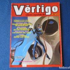 Cómics: VERTIGO Nº 9 - SOLO PARA ADULTOS - EDICION ESPAÑOLA DE PILOTE - MILO MANARA. Lote 121719995