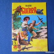 Cómics: RELATOS DE GUERRA Nº 11 - G4 EDICIONES - TORAY 1987. Lote 121720475
