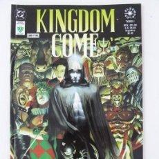 Cómics: KINGDOM COME. LA LLEGADA DEL REINO. TOMO I. Lote 121732907
