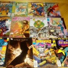 Cómics: 12 CÓMICS DC + 15 VARIADOS. Lote 121793608