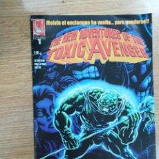 Cómics: THE NEW ADVENTURES OF THETOXIC AVENGER #1 (FESTER COMIX). Lote 121865383