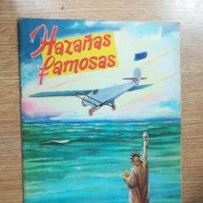 Cómics: HAZAÑAS FAMOSAS (SERIE HAZAÑAS Y AVENTURAS #4) (EDICIONES EVA). Lote 121909307