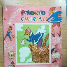 Cómics: PINOCHO CHAPETE VIAJE DE PINOCHO A LA LUNA (EDITORIAL GAHE). Lote 121910039