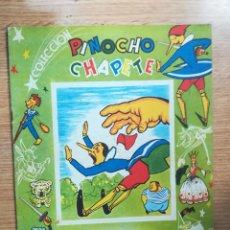 Cómics: PINOCHO CHAPETE PINOCHO EN EL PAIS DE LOS HOMBRES GORDOS (EDITORIAL GAHE). Lote 121910323