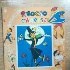 Cómics: PINOCHO CHAPETE EL NACIMIENTO DE PINOCHO (EDITORIAL GAHE). Lote 121911699