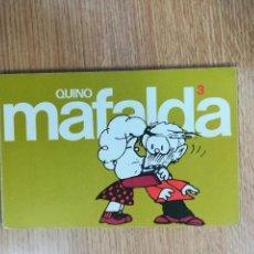 Cómics: MAFALDA #3 (LUMEN). Lote 121864919