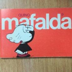 Cómics: MAFALDA #9 (LUMEN). Lote 121901239