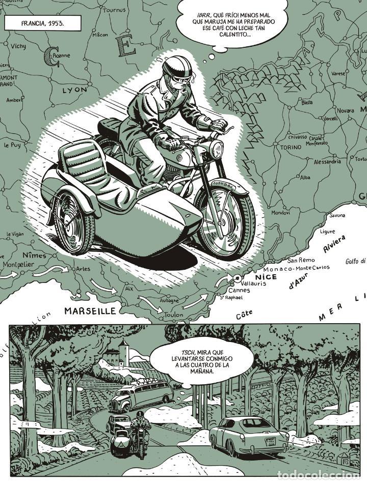 Cómics: Cómics. PICASSO EN LA GUERRA CIVIL - Daniel Torres (Cartoné) - Foto 2 - 122150743