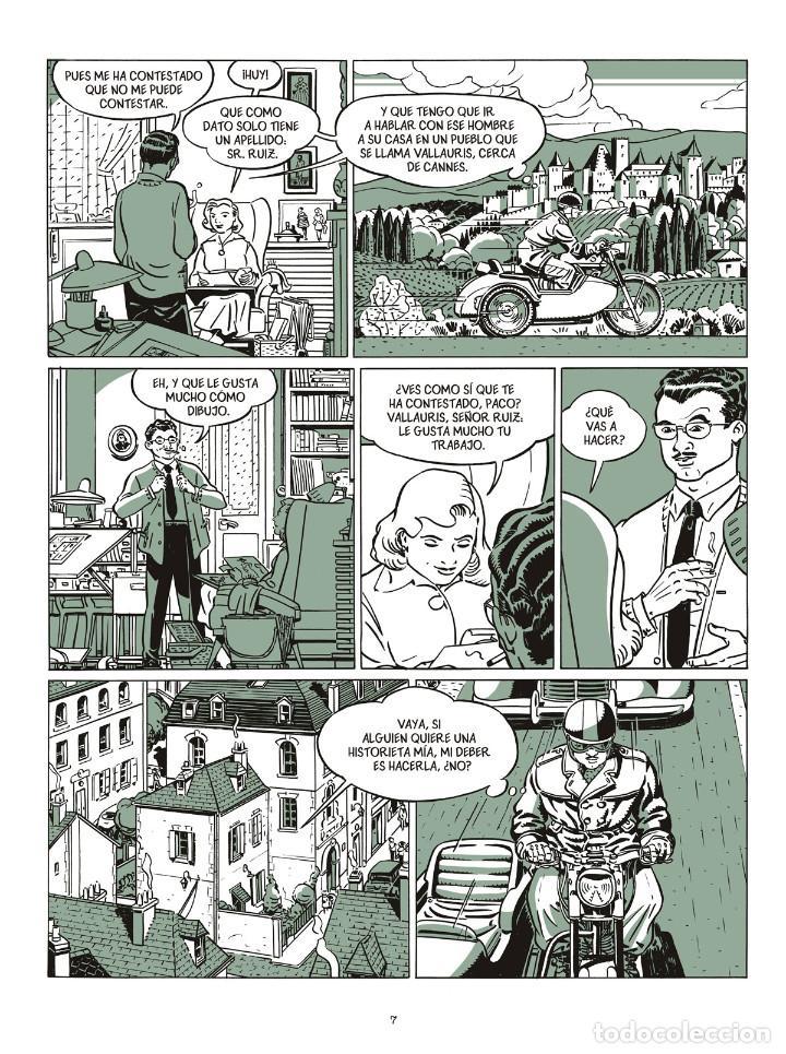 Cómics: Cómics. PICASSO EN LA GUERRA CIVIL - Daniel Torres (Cartoné) - Foto 4 - 122150743