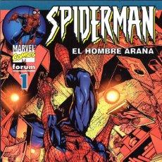 Cómics: SPIDERMAN, EL HOMBRE ARAÑA 1 AL 55 COMPLETA (FORUM-PANINI). Lote 122242179
