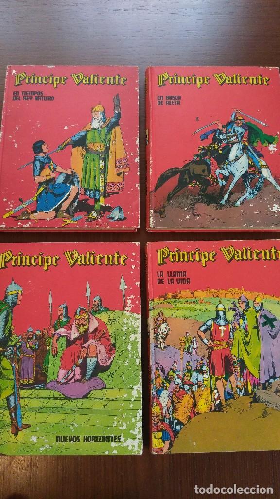 Cómics: Principe valiente. Colección completa 8 tomos. Buru Lan 1972 - Foto 2 - 122250795