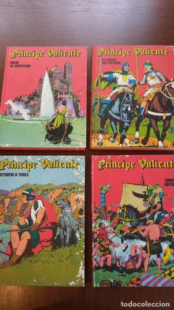Cómics: Principe valiente. Colección completa 8 tomos. Buru Lan 1972 - Foto 3 - 122250795