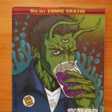 Cómics: DIA DEL COMIC GRATIS - COMIC EXCLUSIVO EPISODIO VIII - PACO ROCA, JORGE PERALES... (BÑ). Lote 122460779