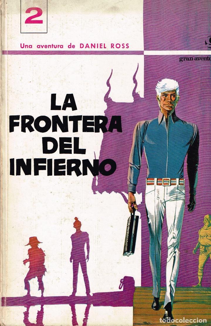 DANIEL ROSS.LA FRONTERA DEL INFIERNO Nº 2.HERMANN (Tebeos y Comics Pendientes de Clasificar)