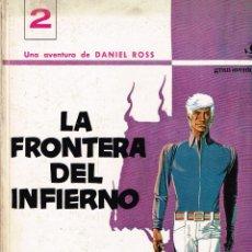 Cómics: DANIEL ROSS.LA FRONTERA DEL INFIERNO Nº 2.HERMANN. Lote 122595779