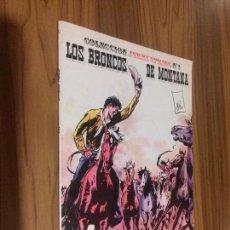 Cómics: LOS BRONCOS DE MONTANA. COLECCIÓN JERRY SPRING 1. RÚSTICA. RO. BUEN ESTADO. . Lote 122827887