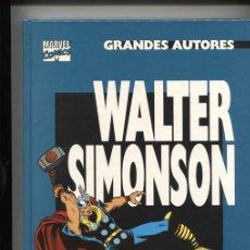 Cómics: GRANDES AUTORES: WALTER SIMONSON. Lote 195482300