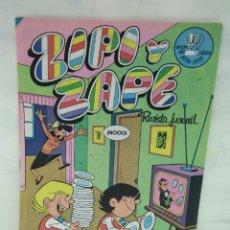 Cómics: ZIPI Y ZAPE. REVISTA JUVENIL. 14 DE FEBRERO DE 1977 Nº240. Lote 122903564