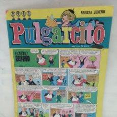 Cómics: PULGARCITO. REVISTA JUVENIL. 16 DE DICIEMBRE DE 1974. Lote 122906686
