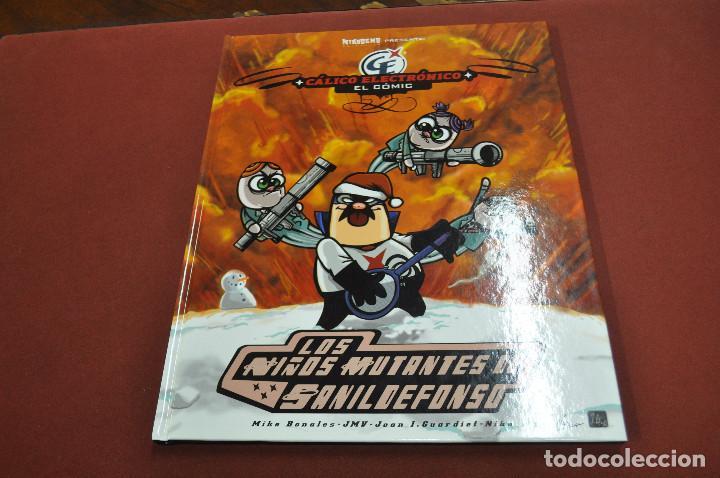 Calico Electronico Los Ninos Mutantes De Sanildefonso 1ª Edicion 2007 Cob