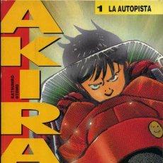Cómics: AKIRA 1, LA AUTOPISTA KATSUHIRO OTOMO (GLÉNAT). Lote 122996927