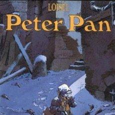 Cómics: PETER PAN, LONDRES. LOISEL (GLÉNAT. Lote 123001239