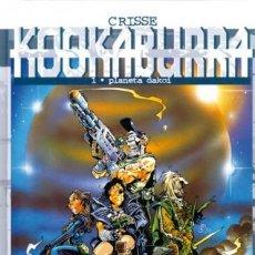 Cómics: KOOKABURRA 1, PLANETA DAKOI, CRISSE (DOLMEN EDITORIAL). Lote 123001387