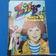 Cómics: LILY EXTRA PRIMAVERA - DE DISTRIBUIDORA, SIN LEER, PERFECTO ESTADO. Lote 188593228