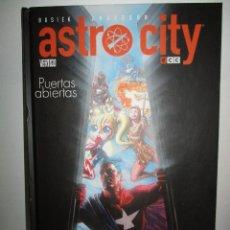 Cómics: ASTRO CITY Nº1: PUERTAS ABIERTAS - BUSIEK ANDERSON - ECC EDICIONES / VERTIGO TAPA DURA. Lote 123202399