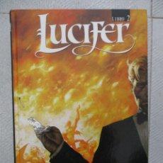 Cómics: LUCIFER LIBRO 2 ECC EDICIONES / VERTIGO TAPA DURA. Lote 123204399