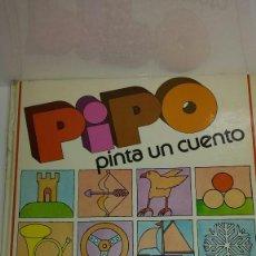 Cómics: TEBEO PIPO PINTA UN CUENTO 1979 EDITORIAL CEAC. Lote 123242815