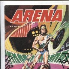Cómics: ARENA NUMERO 1: ARENA. Lote 123326451