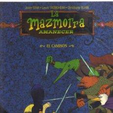 Cómics: LA MAZMORRA AMANECER EL CAMISON. Lote 123627091