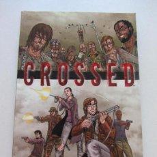 Cómics: CROSSED. VOLUMEN 1. GARTH ENNIS. JACEN BURROWS PRESTIGIO . IMPECABLE. GLENAT BUEN ESTADO. Lote 245729970